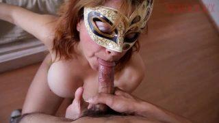 Milf mexicana dando catedra de sexo